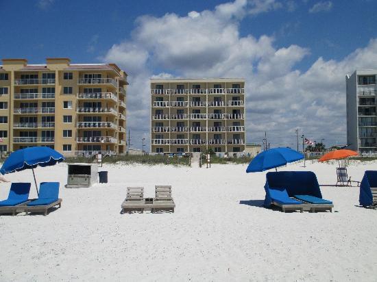 Gulf Shores Beach Hotels Beachfront